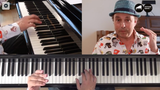 GET LUCKY - Pop Piano Lesson|GET LUCKY - Cours de Piano Pop