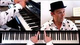 Compil. 3 piano pop lessons|Compil. 3 cours de piano pop