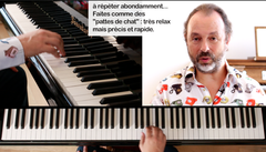 Compil. 10 jazz piano lessons for jazz beginners|Compil. 10 cours de piano jazz pour débutants