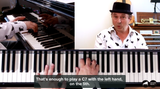 CORCOVADO - Jazz Piano Lesson|CORCOVADO - Cours de Piano Jazz