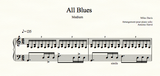 All Blues - Piano jazz lesson|All Blues - cours de piano jazz