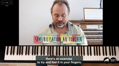 16 Piano Technique Lessons for all|16 Cours de Technique du Piano pour tous