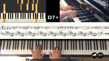 COMPIL Vol III - 10 Jazz Piano Lessons-intermediate|COMPIL Vol III - 10 cours de piano jazz-Intermédiaire