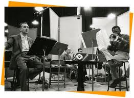 BESS, YOU IS MY WOMAN NOW - Gershwin/Gil Evans - for music school students|BESS, YOU IS MY WOMAN NOW - Gershwin/Gil Evans pour big band d'élèves
