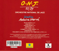 AFRICAN DREAM  - National Jazz Orchestra - 89|AFRICAN DREAM - Orchestre National de Jazz - 89