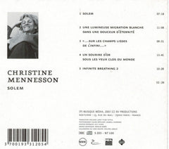 SOLEM - Christine Mennesson (contemporary music ensembles composer)|SOLEM - Christine Mennesson (compositrice pour ensembles de musique contemporaine)