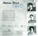 Antoine Hervé Trio first album in 84