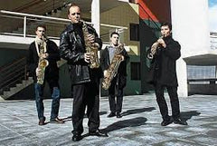 CELTIC MEDLEY  for saxophone quartet (Flac-Mp3)|CELTIC MEDLEY pour quatuor de saxophones (Flac-Mp3)