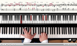EIGHT BAR BLUES- Jazz Piano Lesson|EIGHT BAR BLUES-Cours de Piano Jazz