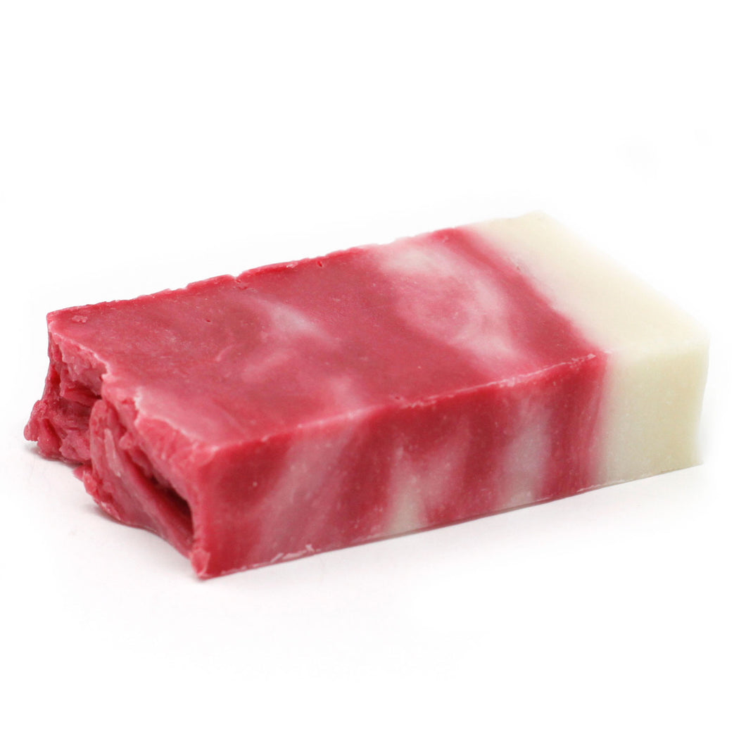 Rosehip - Olive Oil Soap - SLICE approx 100g