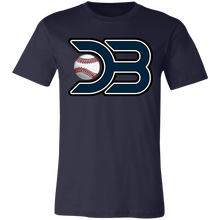 Load image into Gallery viewer, DB Pearl Jersey Short-Sleeve T-Shirt
