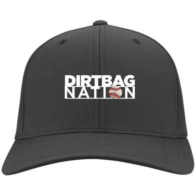 DirtBag Nation Classic Logo Embroidered Hat