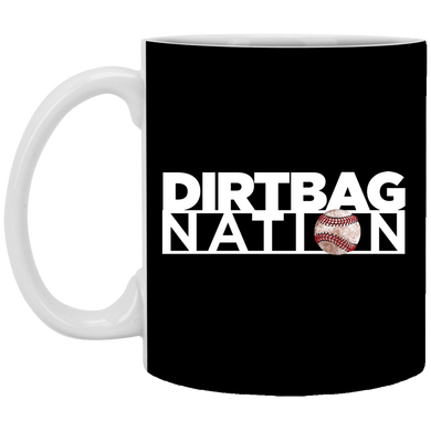 DirtBag Nation Coffee Mug