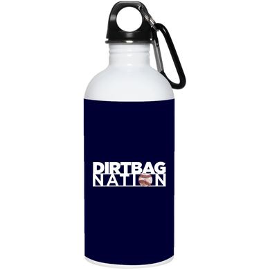 DirtBag Nation 20 oz. Stainless Steel Water Bottle