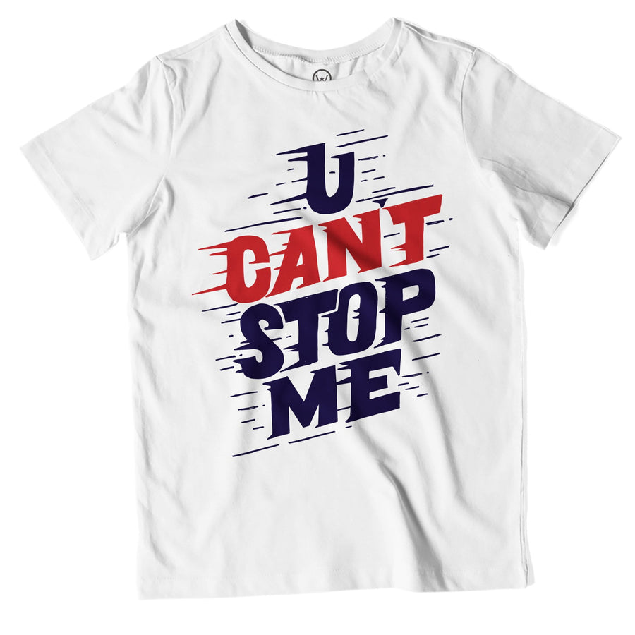 You Can't Stop Me Unisex Tee - WayneAnthony