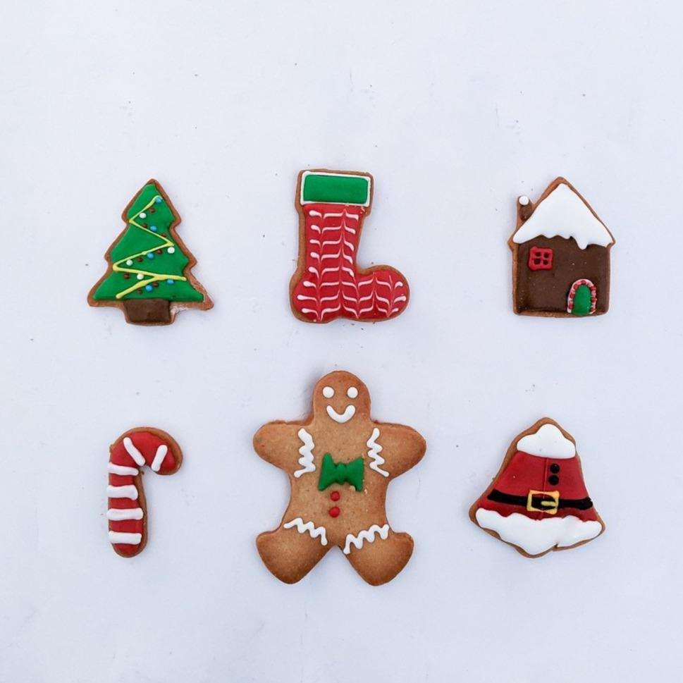Christmas Sugar Cookies (Small)