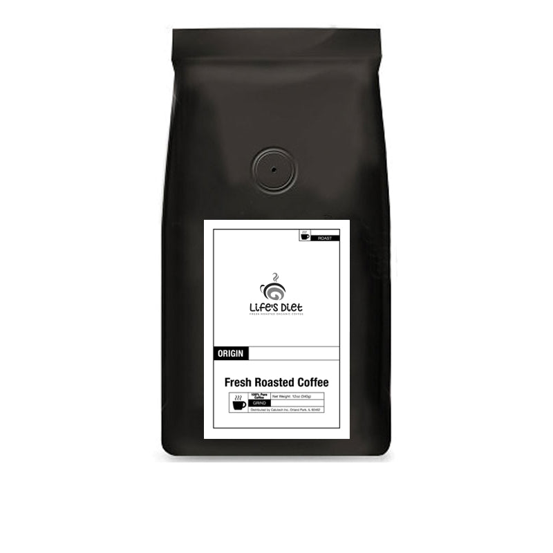 Six Bean Arabica Blend - Life's Diet