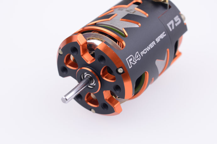How much is too much brushless motor timing?