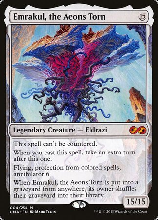 Emrakul, the Aeons Torn [Ultimate Masters] | Acropolis Games MI