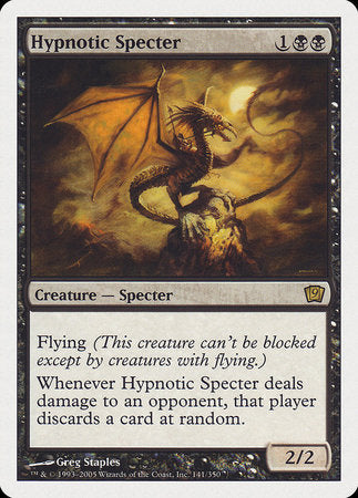 Hypnotic Specter [Ninth Edition] | Acropolis Games MI