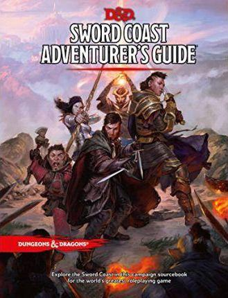 Dungeons & Dragons: Sword Coast Adventurer's Guide : Sourcebook for Players and Dungeon Masters | Acropolis Games MI