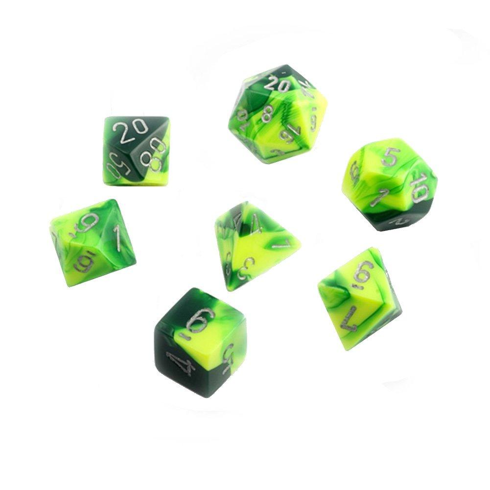CHESSEX: D6 Gemini™ DICE SETS - 16mm | Acropolis Games MI