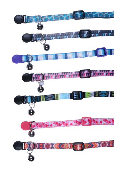 Cat Collars-Basics-Glam Cat-Breakaway Cat Collar