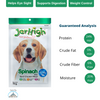 Jerhigh Liver-Milky-Spinach Stick-Combo Pack of 3 Dog Treats 70 Gms