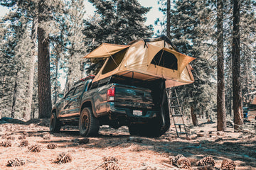 Talbot | XL Softshell Rooftop Tent