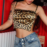 Leopard Crop Top - TheGlamLab