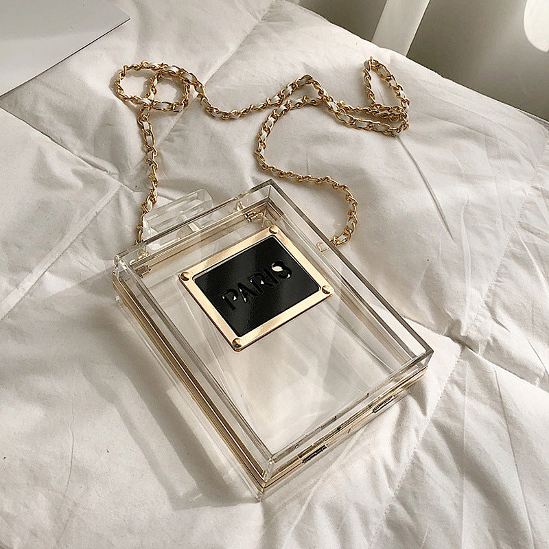 Translucent Perfume Bag