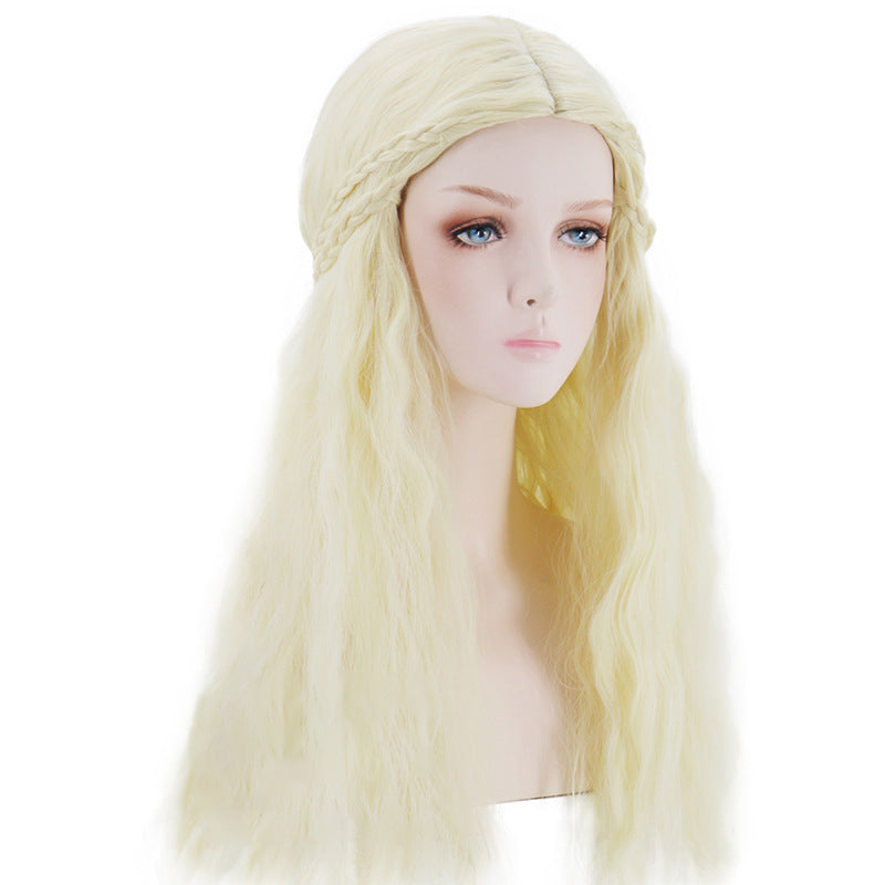 Dragon Queen Wig