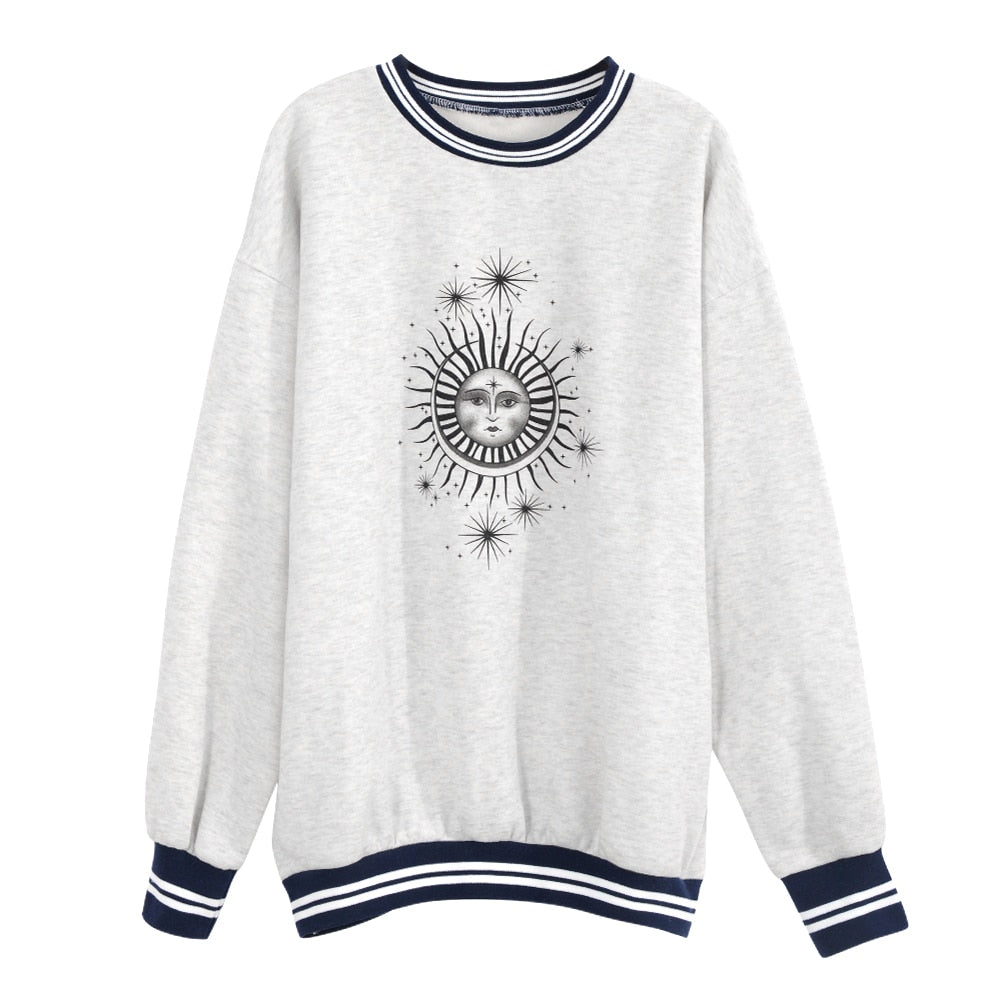 Sun and Moon Sweater