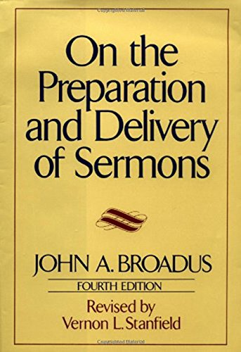 On Preparation and Delivery of Sermons