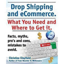 Drop Shipping and Merce, What You Need and Where to Get It. Dropshipping Suppliers and Products