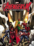 Avengers K Book 2: the Advent of Ultron
