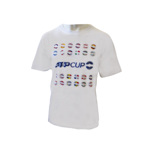ATP CUP - Country Spheres Tee- Men