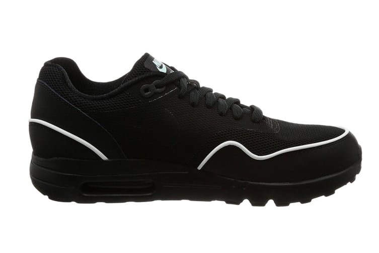 Nike Men's Air Max 1 Ultra 2.0 Essential Shoe (Black/Mint)