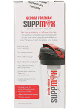 George Foreman Suppmax- Supplement Mixer