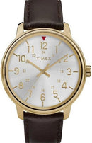 TIMEX  - CORE 43MM GOLD CASE WATCH