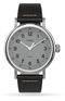 TIMEX-STANDARD 40mm LEATHER STRAP WATCH