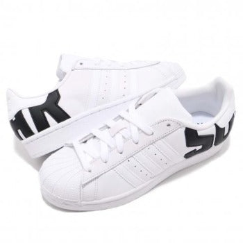 Adidas Originals Men's Superstar Shoe ( Crystal White/ Core Black)