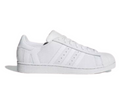 Adidas Originals Unisex Superstar Shoe (Crystal White/White)