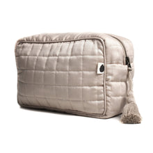 Load image into Gallery viewer, Aviaya Toiletry Bag - Camel