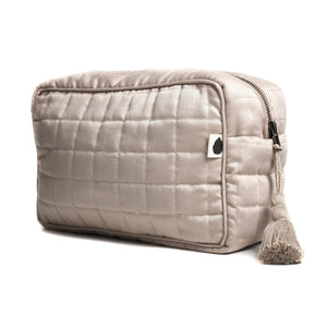 Aviaya Toiletry Bag - Camel