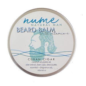 Cuban Cigar Beard Balm