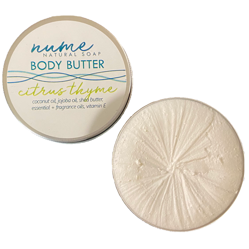 Body Butter in Various Scents