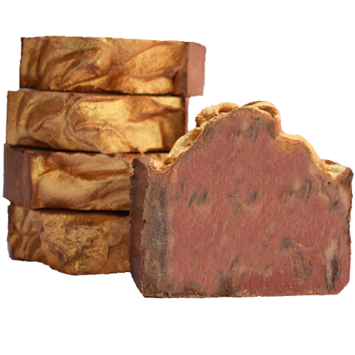 Gold, Frankincence, & Myrrh Soap