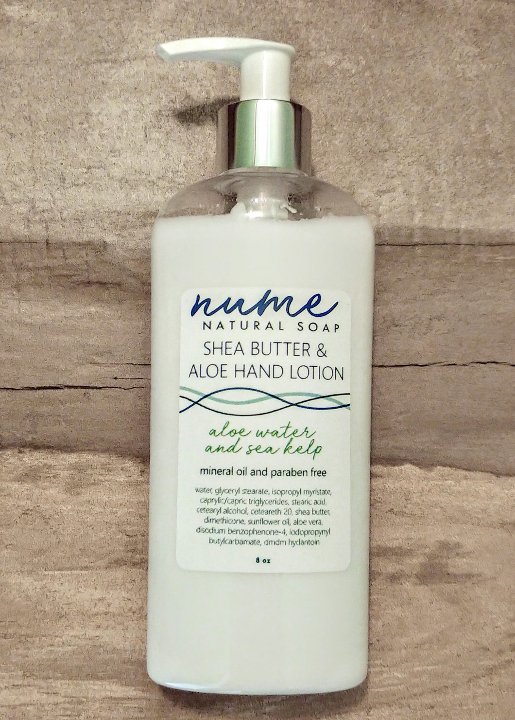 Shea Butter & Aloe Hand Lotion