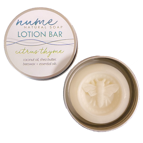 Lotion Bar in Various Scents